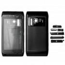 Nokia N8 Housing Black Full Set Original