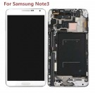 Samsung Galaxy Note 3 N9005 Screen Assembly with Frame (White) (Premium)
