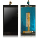 Wiko Ridge 4G LCD Screen and Digitizer Assembly - Black - Full Original
