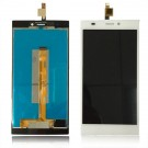 Wiko Ridge 4G LCD Screen and Digitizer Assembly - White - Full Original