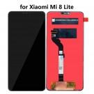 Xiaomi Mi 8 Lite Screen Assembly (Black) (Premium)