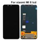 Xiaomi Mi 8 Mi8 Screen Assembly (Black) (Copy OLED)