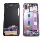 Xiaomi Mi 9 Front Housing (Purple/Black) (OEM)