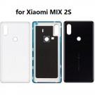 Xiaomi Mi MIX 2S Battery Door (White/Black) (OEM)