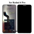 Xiaomi Redmi 6 Pro Screen Assembly (Black) (OEM Refurb)