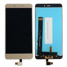 Xiaomi Redmi Note 4 Pro Screen Assembly (Gold) (Premium) - frame optionaled