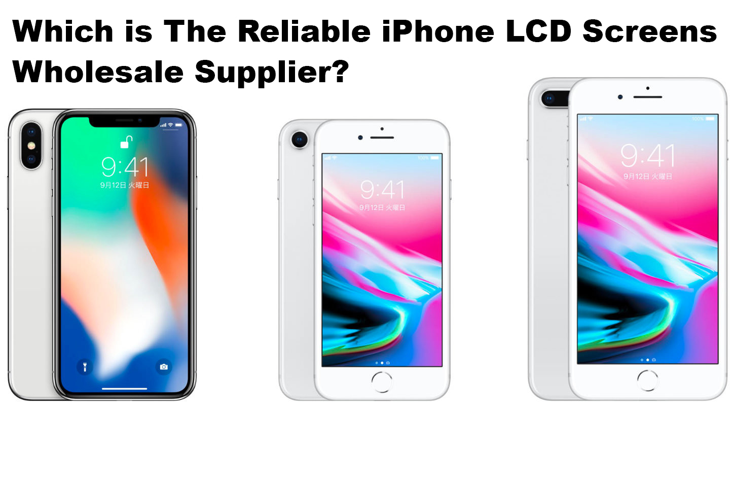 iPhone LCD Screen Wholesale