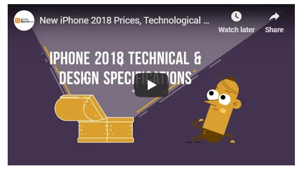 New IPhone 2018 Prices, Technological Specifications & Expected Release Date